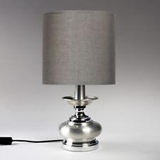 ANCIEN PIED DE LAMPE MÉTAL VINTAGE BASE TABLE LAMP DESIGN ANNÉES 60's 70's