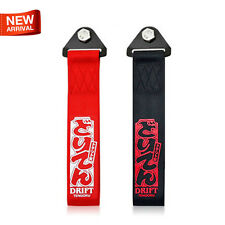 Fashion Drift Racing Towing Rope Ho Tow Strap Japanese Style Car Auto Styling