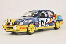 1:18 OTTO Ford Sierra 4x4 Monte Carlo Rally 12 car model