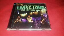 JIMMY BARNES- LIVING LOUD  LIVE in Sydney 2004 Lim. EDITION 2 CD  selten! IMPORT
