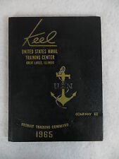 THE KEEL  United States Naval Training Center: Great Lakes, Illinois 1965