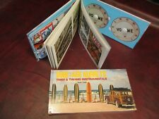SURF AGE NUGGETS  TRASH & TWANG INSTRUMENTALS 1959-66 COFFEE TABLE BOOK + 4 CD'S