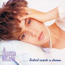 ALYSSA MILANO - Locked Inside A Dream CD JAPAN PCCY-00204 1999 s4662
