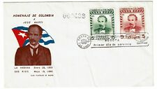 Colombia 1955 First Day Cover / Light Creasing - Z145