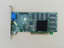 3dfx Voodoo 3 2000 AGP 16MB vintage graphics adapter vga card 210-0364-003