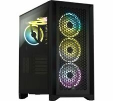 Corsair Case ATX 4000d Airflow Black Window RGB
