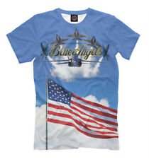 US NAVY Forces t-shirt blue angels air force american proud aerobatic team