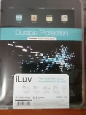 ILUV Flexi-Clear Case For Your IPad Wi-Fi 3G/ Wi-fi With Stand ICC802 Clear