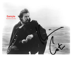 KEVIN COSTNER Signed Autographed Reprint 10x8 Photo #4