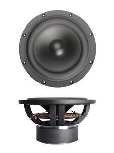 SB Acoustics SB23MFCL45-8 8″ Polypropylene Cone Sub Woofer – 8 ohm
