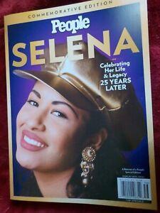 Selena 25 Years Later  People Magazine Commemorative Edition BRAND NEW
