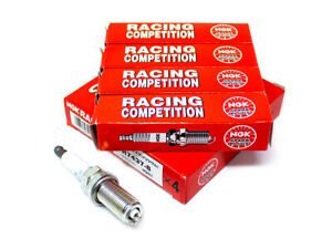 NGK R7437-8 Racing Spark Plugs (4 Pack) - Performance Ignition