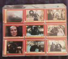 1984 DUNE Movie Trading Cards(132)