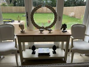 Neptune Chichester Console Table Rrp £870