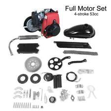 New Bicycle Motorized Engine Motor Kit 4-Stroke 53cc Gas Petrol Engine Full Set