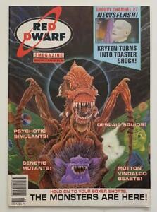 Red Dwarf Smegazine / Magazine #7 (Fleetway 1992)/ FN/VF condition.