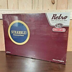 Scrabble Retro Series 1949 Edition Board Game Hasbro