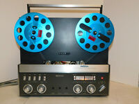 Revox A77 Mark-4  1/4-Track Reel-to-Reel Tape Recorder, Excel. Working Condition