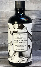 NEW Beekman 1802 Vanilla Absolute Goat Milk Hand Body Wash  12.5oz