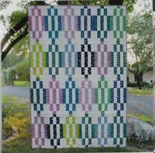 PATTERN - Lantern - pieced quilt mini PATTERN - Villa Rosa Designs