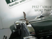 1/18 Cadillac Metal Hood Ornament Phaeton V16 1932 Anson Prestige Diecast