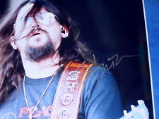 Shooter Jennings Hand Signed 11x14 Photo Autograph Picture Music Guitar
