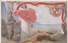 * MILITARE WWI - 64° Regg. Fanteria Brigata Cagliari