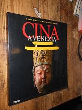 Cina a Venezia dalla dinastia Han a Marco Polo Electa catalogo mostra 1986 S4 ^