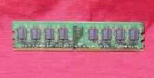 Samsung PC2-6400 (DDR2-800) 2GB UDIMM 800 MHz PC2-6400 DDR2 SDRAM Memory (M378T…