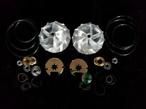 Ford F150 EcoBoost 3.5L 2011-2012 Upgrade Left&Right Turbo repair kits 1 pair