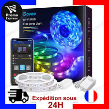 4m Bande Lumière LED Ruban Intelligent RVB RGB WIFI 5V Compatible Alexa LD1993