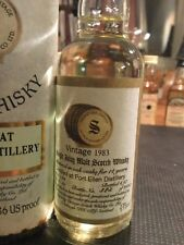 Port Ellen 1983 Islay Single Malt Miniatur