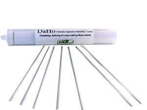 Momoi Diamond Pro Splice Kit-5 Needle Kit-80-200 Lb.-For Fishing Wind-ons