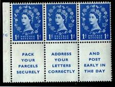 GREAT BRITAIN 1953. BOOKLET PANE. SG.16A. UNMOUNTED MINT.