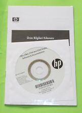 HP Monitor Software & Documentation - DRIVER CD KIT 847500-B23 - *NEW & SEALED*