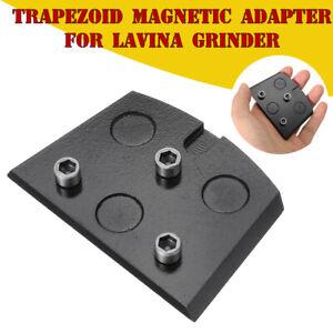 Trapez Magnetisch Adapter Für Schleifen Polier- Maschine Lavina Schleifer Ein
