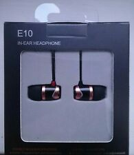 Refurbished SoundMAGIC E10 High Fidelity In Ear Headphones Smartphone Earphone