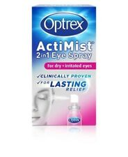 Optrex ActiMist Eye Spray 10ml - For Tired And Dry Eyes