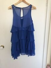 Short Sleeve Sheath Dresses for Women with Ruffle
