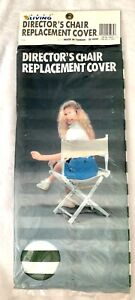 🌷 NEW Vintage Directors Chairs Cover Replacement Canvas Seat Covers Outdoor
