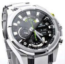 IMPORTED CASIO EDIFICE EFR 540-1AV SPORT CHRONOGRAPH LUXURY MENS WATCH