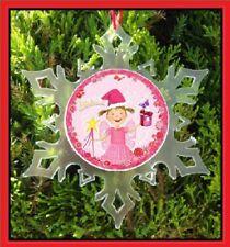PINKALICIOUS CHRISTMAS ORNAMENT - SNOWFLAKE ORNAMENT