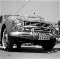 Volvo PV 444 1956 OLD CAR ROAD TEST PHOTO 13