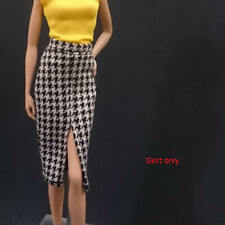 "Handmade~Doll skirt for 12"" Doll~ Barbie,Fashion royalty, Silkstone ."