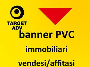 10 Banners PVC 50x50 Para Agencias De Immobiliari Envoltura/Alquiler -promo