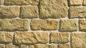 CALABRIA1 Stone Effect Cotswold Stone Tile Decorative Wall Cladding
