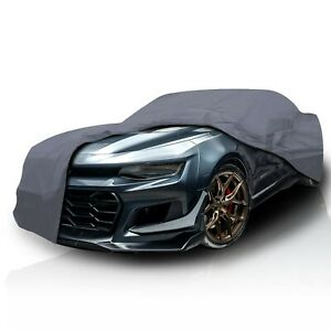 [PSD] Supreme Custom Fit Car Cover for 2010-2021 Chevrolet Chevy Camaro