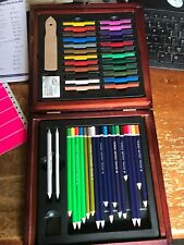 Sketching Set in Wood Case PREMIER Quality Royal Langnickel BC-82A