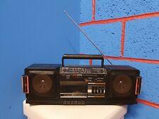 Sharp Radio Cassette Boombox