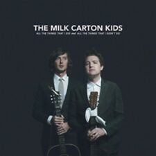 The Milk Carton Kids - All the Things That I Did.... - New CD - Pre Order - 29/6
